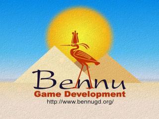 BennuGD logo