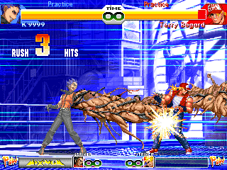 KOF Screenshot 2