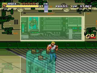 Lab level screenshot.