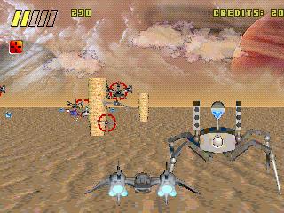 Arora Rift screenshot