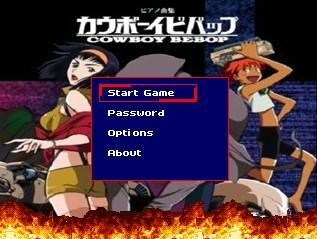 COWBOY BEBOP – Fan BennuGD game for the Dreamcast – Bennu